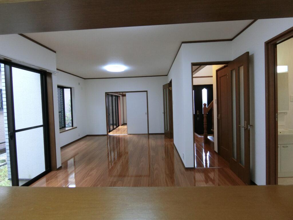 名古屋市守山区 一戸建て住宅 全面改装