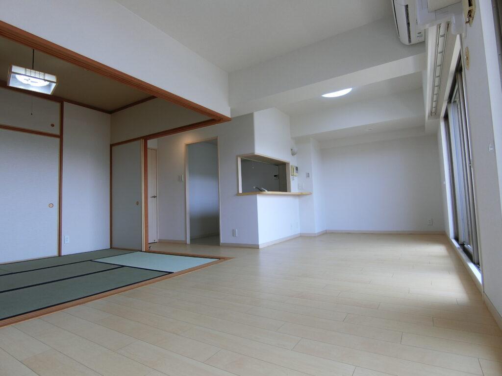 名古屋市中川区 マンション部分改装