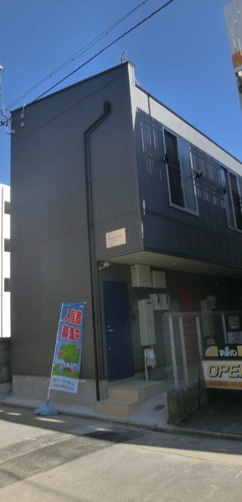中村区、新築アパート